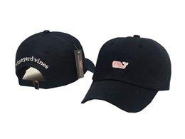Wholesale Hottest New Trends - hot new sale vineyard snpback snpback flat brimmed hat vines cap adjustable hat men and women trend caps