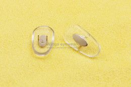 Wholesale Nose Clips - Clip on replacement nose pad for eye glasses sunglasses high end quality 3025 3016 3136 3447 3548