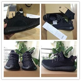 Wholesale Yellow Oxford Shoes - 2017 Boost 350 boosts Moon Rock for Men Women Sneakers Kanye West 350 Pirate Black Turtle dove grey Oxford Tan outdoor shoes size 36-46