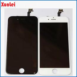 Wholesale Broken Phones - AAA Grade Hot Sale Mobile Phone LCD Screen For iPhone 6 6 Plus Broken Screen Assembly Replacement