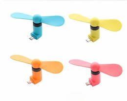 Wholesale 5s China Phone - Portable Large Wind Mute Mini USB Cooling Fan For iPhone 5 5s 5c 6 6 plus 6s 6s plus For Samsung Android Phone A-USB