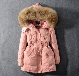 Wholesale Thick Girls Clothing - Real Picture 2017 Christmas Women's Down Jacket Thick Winter Coats For Women Girls Outwear Parkas Outdoor Dress Clothes 2017 Free Shipping