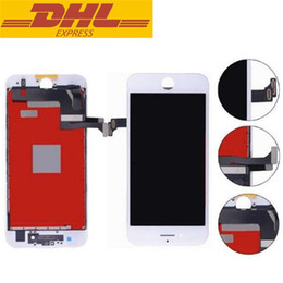 Wholesale Panel Parts - 4.7inch Iphone 7 Touch Screen Digitizer LCD Display Assembly AAA Quality Cellphone Screen Repair Parts For Iphone7 7g