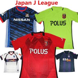 Wholesale Shirt Diamond - Soccer Jersey Japan League Team Football Shirts Sanfrecce Hiroshima Osaka Gamba Tokyo FC Urawa Red Diamonds Yokohama camiseta de futbol Kids