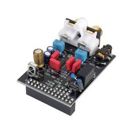 Wholesale Pci Interface Cards - HIFI DAC Audio Sound Card Module I2S interface for Raspberry pi B Version
