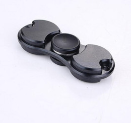 Wholesale Fine Toys - Factory Offer Hand Spinner Decompression Toy for Office Workers Made of Fine Copper Metal Fidget Finger Rotation Toy popular in 2016 2017