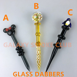 Wholesale Quartz Carved - Dabber Tool for Oil and Wax glass oil rigs, Dab Stick Carving tool for glass bong,water pipes,quartz banger nails