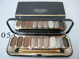 paleta de sombras de ojos color burdeos Rebajas Envío gratis de alta calidad Best-Selling New Products Makeup 9 COLORS EYESHADOW 21g
