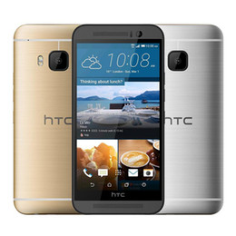 "Wholesale M9 Phone - Original HTC M9 Mobile phone Octa-core 5.0"" TouchScreen Android GPS WIFI 3GB RAM 32GB ROM"