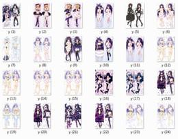 Wholesale Hot Anime Pillowcase - Wholesale- Pillow Case Hot anime Date A Live Tohka Yatogami & Izayoi Miku body pillowcase Deto A Raibu Yatogami Tohka body pillow cover