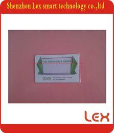 Wholesale Manufacturer Key - Wholesale- Cards Manufacturers Make a Best EM4205 125KHZ ISO11785 Printable VIP Membership Discount Plastic PVC Key ID Card