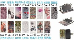 Wholesale Lion Drawings - For Iphone 7 Plus Flip Wallet Leather Cover Drawing Printing Lion Tiger With Magnetic Buckle for Iphone 5s 6 6s plus 7 7 plus Samsung S6 S7