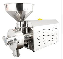 Wholesale Processing Machinery - Brand new Food Processing Machinery Multi Function Grain Grind Mill 3KW
