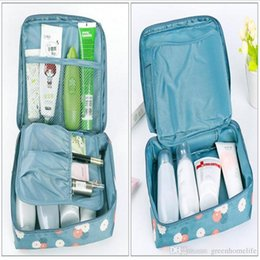 Wholesale Door Wires - 14 Types Portable Travel Organizer Storage Bag Cosmetic Makeup Bag Toiletry Wash Case Hanging Pouch Toiletry Makeup Kit Storage Waterproof