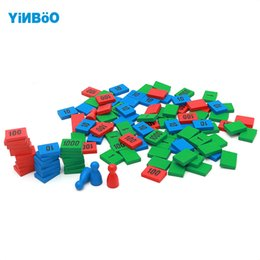 Wholesale Stamp Educational - Wholesale- Baby Toy Family Version Montessori Stamp Game Math for Early Childhood Education Preschool Training Kid Toys Brinquedos Juguetes