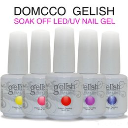 Wholesale Gelish Nail Polish 12pcs - wholesale new hot selling 12Pcs soak off led uv gel polish nail gel lacquer varnish gelish