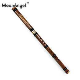 Wholesale Woodwind Musical Instruments - Wholesale-Traditional Chinese Flute Wooden Flauta Woodwind Musical Instruments G Key