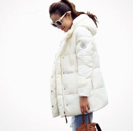 Wholesale Ladies Velvet Winter Jacket - 2016 Fashion Long Parkas Female Women Winter Coat Thickening Cotton Winter Jacket Womens Outwear Parkas lady Winter Outwear
