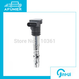 Wholesale ignition audi - 12 months quality guarantee Ignition coil for Audi   VW OE No.06B 905 115R