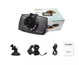 """2019 скрытые камеры записи 2.7 """"Автомобильный Dvr HD 1080P (REAL 720P) Автомобильный видеорегистратор G30 с детектором движения Ночного видения G-Sensor Dvrs Dash Cam Black Box JBD-M8"""
