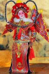 porcelaine poupées à la main Promotion Chine Tang opéra Yang Jiye poupée en soie fait main vent cadeaux cadeaux cadeau de pendaison de crémaillère ornements étrangers Facebook