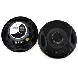 Wholesale Tweeter Auto - 1 pair 4 Inch 10.2cm Auto Car Coaxial Loud Speaker Tweeter Mid Woofer Loudspeaker Dual-Cone Universal AUP_40P