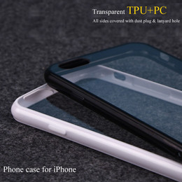 Wholesale Iphone Nice Design Case - High quality and nice design TPU plus PC material phone case for iphone case witrh cheap price and free shipping