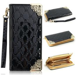 Wholesale Purse Clutch Ladies Wallet - 2017 fashion lady women Wallet purse long Zipper Purse pu leather Luxury Clutch Wallets coin purses black red bag for women