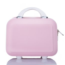 999a58d26bc8 vanity storage case Promo Codes - Wholesale- 14-inch Makeup Bags Women Cosmetic  Bag