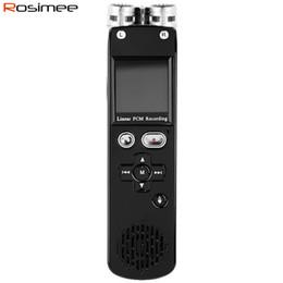 Wholesale Voice Activated Dictaphones - Wholesale- Shinco V99 Wireless Laser Flip Recorder Voice Activated Digital Audio Sound Voice Recorder Dictaphone MP3 Player Espia Gravador