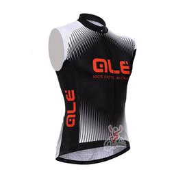 Wholesale Tour France Vests - 2017 ALE Cycling sleeveless jersey Tour de France Cycling vest bicycle Clothing MTB Bike Maillot cycling Gilet