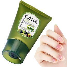 Wholesale Skin Whitening Cream Korea - Wholesale- 60g Skin Care New Brand Korea Whitening Mini Olive Hand Cream Lift Firming Moisturizing Exfoliate Hand Moisture Replenishment