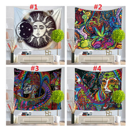 Wholesale Wall Hanging Free Shipping - Free shipping India Ethnic Bohemian Household Tapestries Hanging Wall Act The Role Ofing Beach Towel Beach Blanket Tapestry Carpet