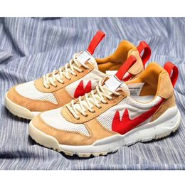 Wholesale Tom Bowls - 2017 Craft Mars Yard 2.0 x Tom Sachs AA2261-100 Men Retro Running Shoes Hot Sale Wholesale Top Quality Sneakers Sport Boots 40-44