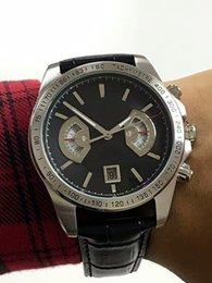 Wholesale Grand Calibre 17 - Hot Selling Fashion Grand Calibre 17 Automatic Chronometer CAV514C.FC8171 43mm Sport Mens Watch CAV514C