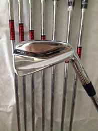 Wholesale Kbs Steel Iron Shafts - Golf Clubs MP-5 Irons 3456789P With Kbs tour 90 steel R shaft 8PCS MP5 Golf Irons Right hand
