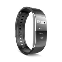 Wholesale Apple Multi Monitor - Fashion i6 Pro Heart Rate Monitor Smart Band Multi Sport Record Management Fitness Tracker for IOS android pk xiaomi mi band 2