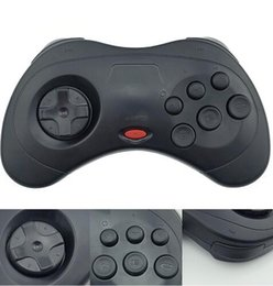Wholesale Playstation Systems - Hot PC Retro Handheld USB Gamepad Classic Controller For Saturn System Style High Quality Wired Game Controller Joypad For MAC