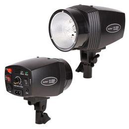 Wholesale Professional Flash Lights - Wholesale-Godox K-150A 150W Photo Studio Strobe Professional Photo Flash Light Lamp Head Lighting 150WS Small Studio Photography Supplies