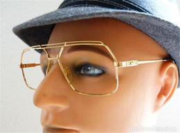 Wholesale Designer Lights - Classic fashion German designer sunglasses metal ultra-light frame solar and optical series top quality uv protective eyewear 734