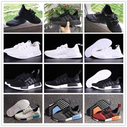 Wholesale Lighted Art Table - High Qualiy NMD X R1 Primeknit PK Running Shoes Men Women Classic Triple White Black EQT 3.0 ULTRA Boost Light Soft Ourdoor Shoes Size US11