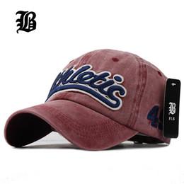 Wholesale washed denim caps - 100% Washed Denim Baseball cap Snapback Hats Autumn Summer Hat for Men Women Caps Casquette hats Letter Embroidery Gorras