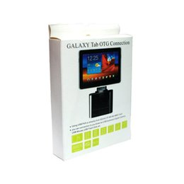 Wholesale Card Reader Galaxy Tab - 5 in 1 USB Camera OTG Connection Kit for SAMSUNG GALAXY Tab 2 3 P5100 P3100 P5200 P3200 T310 Card Reader Adapter 50ps lot