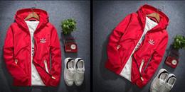 Wholesale Y Jacket - Yeezus 3m reflective jacket palace skateboard Jackets Men women Windbreaker YEEZUS Streetwear Y-3 Jackets Brand Men Coats