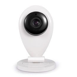 Moniteur de couleur de surveillance sans fil de caméra de sécurité de Wifi d'intérieur de caméra de surveillance bidirectionnelle ? partir de fabricateur