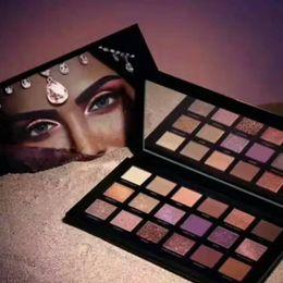 Wholesale Top Beauty Wholesaler - Top Brand Makeup Eyeshadows 18 Colors Beauty Desert Dusk Palette Eyeshadow Charming Eyeshadow Palette by DHL Free Shipping