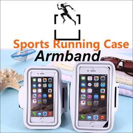 Pour Iphone 6 Étanche Sports Course À Pied Cas Brassard Running sac Workout Brassard Titulaire Pounch Pour iphone Bras Sac Bande ? partir de fabricateur