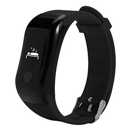 Wholesale New X7 - NEW Smart Wristband X7 Fitness Tracker Smartband Heart Rate monitor sport smart bracelet PK JW86 TW64 for IOS Android phone