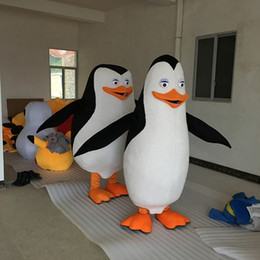 Wholesale Penguin Factory - penguin madagascar mascot costume custom fancy costume anime cosply kits mascotte fancy dress carnival costume factory direct sale