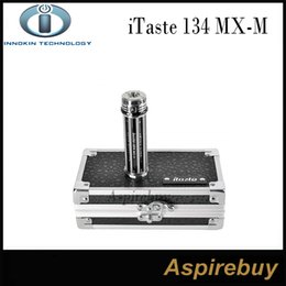 Wholesale M Catch - Clearance!Innokin iTaste 134 MX-M Mod & iTaste 134 MX-Z Mod Durable Box Mod with Eye-catching Style with Chinese Virtues on The Inner Sleeve